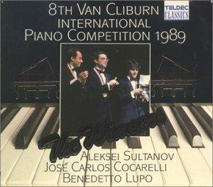 8th Van Cliburn Piano Competition 1989 (UK Import): Amazon co uk: Music