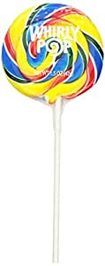 "Whirly Pop 3"" Rainbow - 12 Unit Pack"