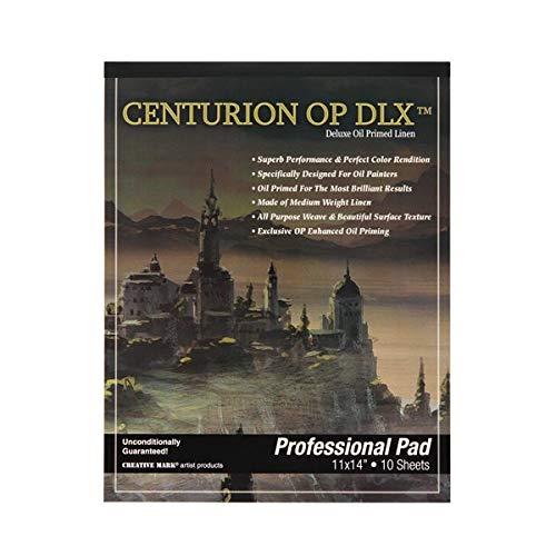 Centurion Deluxe Oil Primed Linen Pad 11x14