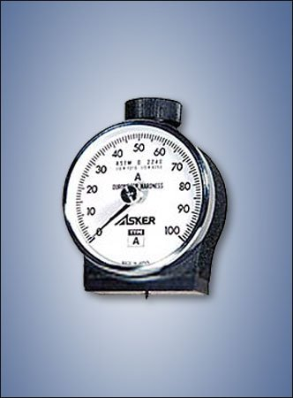 Asker X-A-Shore A Durometer / Hardness Tester (Normal rub...
