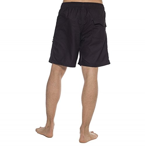 Santa Cruz Boardshort: Boardshort Strip BK