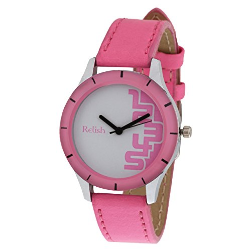 Relish Analog Round Casual Wear Watches for Women