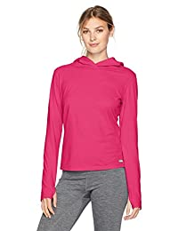 Solstice Apparel Women's Insect Repellent Long Sleeve Hooded Tee