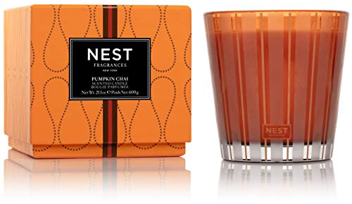 Nest 3 Wick Candle - NEST Fragrances 3-Wick Candle- Pumpkin Chai, 21.2 oz