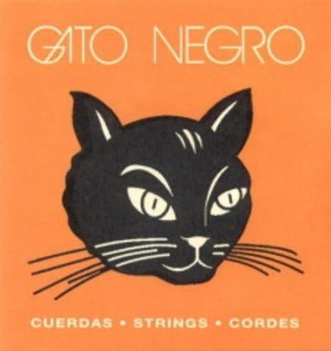 CUERDAS GUITARRA CLASICA - Ferrer (Gato Negro) (Juego Completo ...
