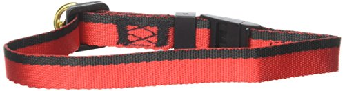 Image of Crowded Coop Star Trek Uniform Cat Collar - Red