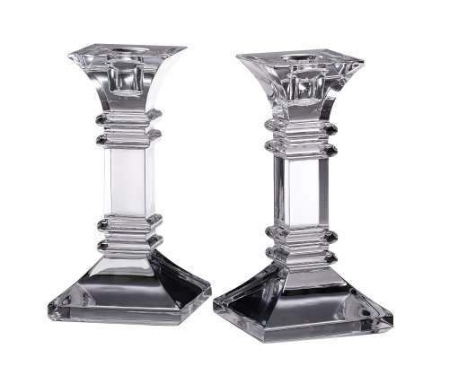 Marquis By Waterford Treviso 6-inch Candlestick Pair, 6