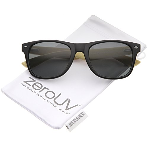 zerouv-genuine-bamboo-wood-spring-loaded-temples-horn-rimmed-sunglasses-54mm-matte-black-wood-smoke