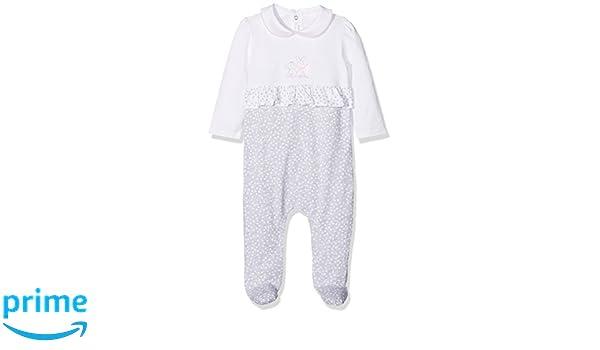 Mayoral 1738, Conjuntos de Pijama para Bebés, Gris (Perla Vig 14), Recién Nacido (Tamaño del Fabricante:1-2): Amazon.es: Ropa y accesorios