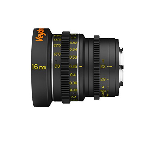 Veydra V1-16T22M43M Mini Prime 16mm T2.2 Metric Cinema for sale  Delivered anywhere in USA