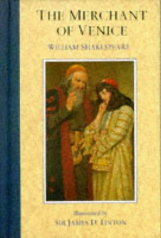 The Merchant Of Venice (The Illustrated Shakespeare)