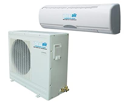 Amazon Com Ideal Air Mini Split 24 000 Btu Diy Ductless Air