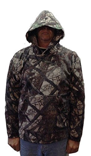 Price comparison product image True Timber HTC Fall Camouflage Fleece Hoodie Large Camouflage