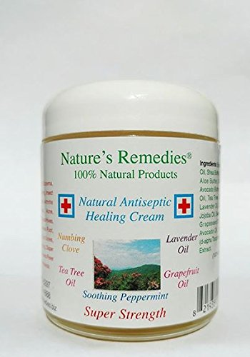 100 Natural Antiseptic Healing Cream Soothing Treatment For