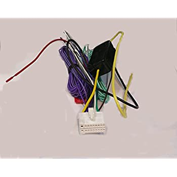 Amazon.com: CLARION WIRE HARNESS NX409 NX500 NX501 NP400 NZ409 NZ500 on suspension harness, cable harness, nakamichi harness, maxi-seal harness, obd0 to obd1 conversion harness, swing harness, battery harness, alpine stereo harness, oxygen sensor extension harness, amp bypass harness, safety harness, pony harness, fall protection harness, electrical harness, dog harness, pet harness, radio harness, engine harness,