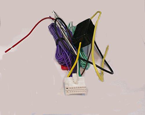 CLARION WIRE HARNESS NX409 NX500 NX501 NP400 NZ409 NZ500 VX400 VX401 VZ400  VZ401