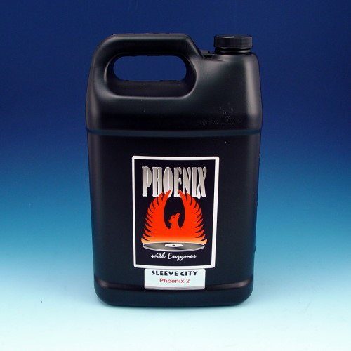 Phoenix 2 Alcohol-Free Record Cleaning Fluid (Gallon) by Sleeve City