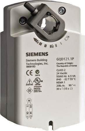 SR 24V 2PT Siemens GQD121.1P//B 20 LB-IN 10 PK