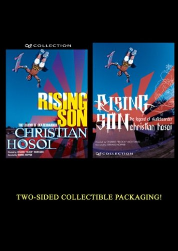 Rising Son - The Legend of Skateboarder Christian Hosoi -