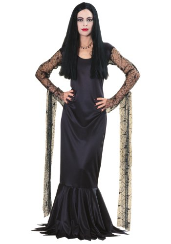 Morticia Costume Addams Family (Morticia Addams Family Adult Costume)