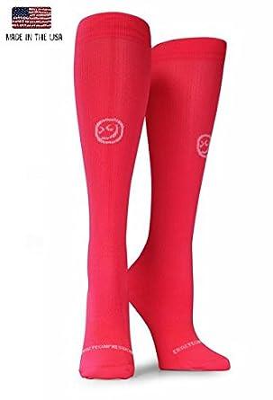 025459c010 Amazon.com: Crazy Compression OTC Solid Compression Socks: Clothing