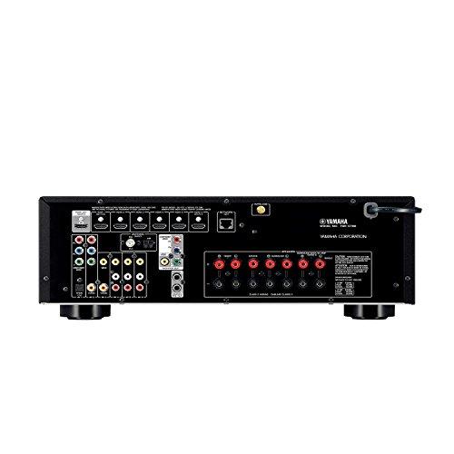 Yamaha tsr 5790bl 7 2 channel av receiver w 4k ultra hd for Yamaha 7 2 receiver reviews