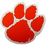 NCAA Clemson Tigers Car Magnet (Large, 2 Pack)