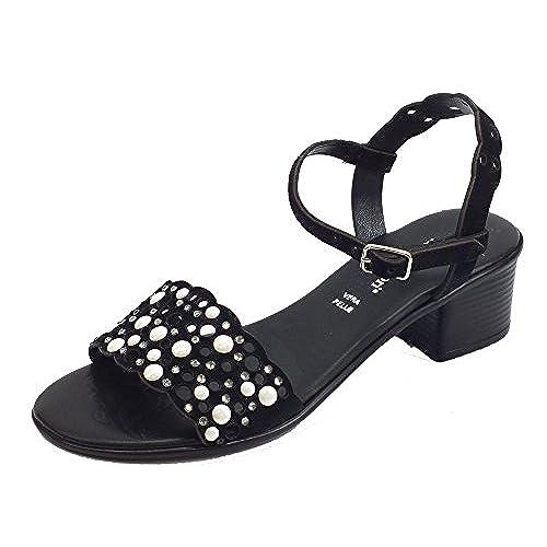 2fa1c98a42ea7 Mercante di Fiori - Sandalias de Vestir de Piel para Mujer En venta ...