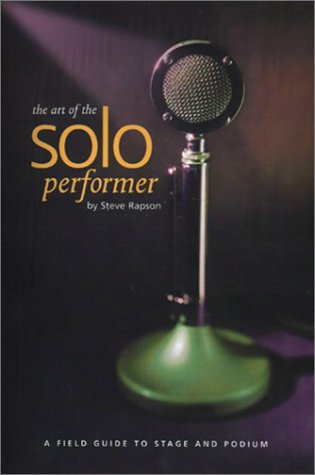 Download The Art of the Soloperformer ebook