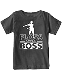 203a3069a97 Kids Floss Like a Boss Flossin Dance Youth T Shirt