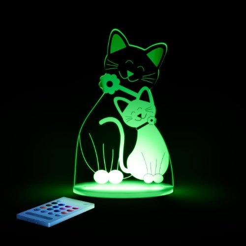 aloka Cat Sleepy Light