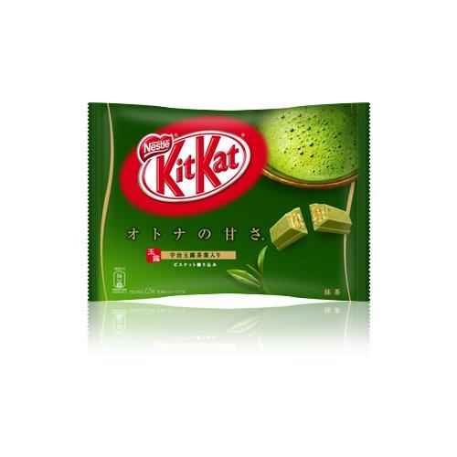 japanese-kit-kat-matcha-green-tea-flavor-sweetness-for-adults-mini-12-pcs-japan-import