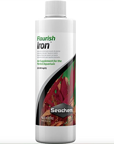 Seachem Flourish Iron 250ml (Flourish Iron Plant)