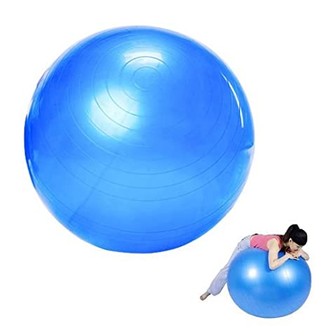 PELOTA SUIZA HINCHABLE DE PILATES Y FITNESS BODY FITBALL ...