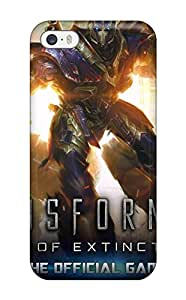 SuaUUVF12122PwVhJ Sherman Transformers Age Of Extinction Durable Iphone 5/5s Tpu Flexible Soft Case