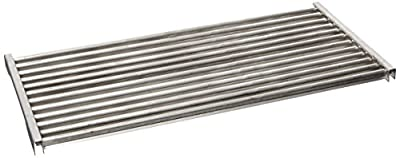 Stamped Stainless Steel Cooking Grid Replacement for Select Charbroil Gas Grill Models, Set of 2