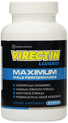 Virectin Loaded 2 Bottles 90 ct each by Virectin