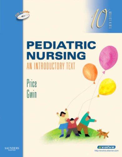 Pediatric Nursing  An Introductory Text