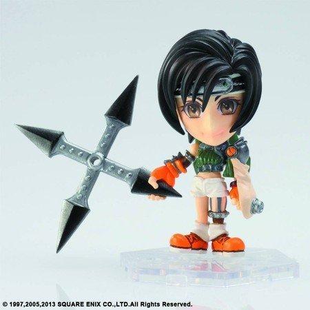 Square Enix Yuffie Final Fantasy VII Trading Arts Kai Action Figure -