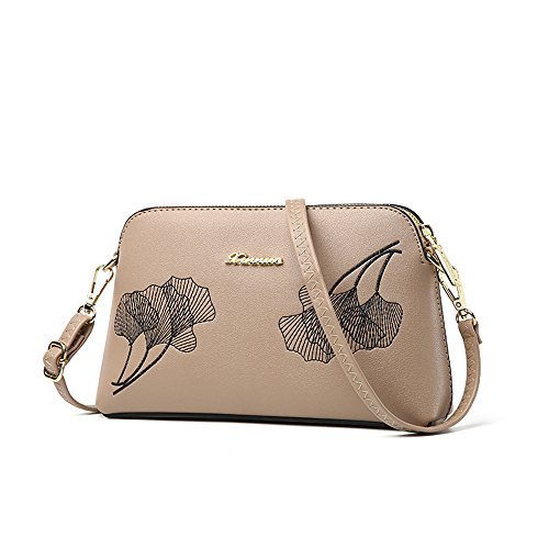 Khaki Small Clutch Messenger Bag Shoulder Dinner Bag Khaki Meaeo Simple New Bag Bag Women's q1AxS6