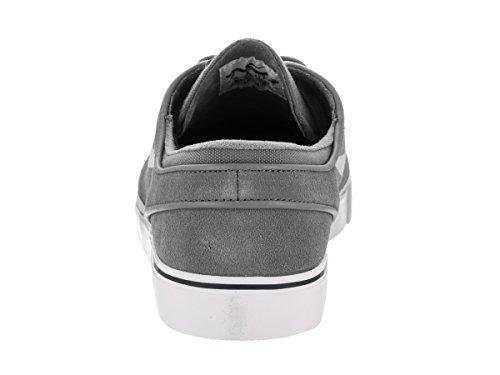 Janoski Grey Stefan Zoom Nike cool white Grigio Skateboard Da Scarpe Uomo black z15E5SwqB