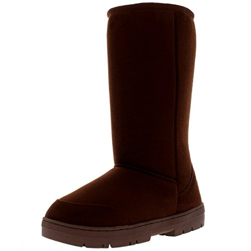 Winter Womens Brown Boots Original Snow Rain Classic Tall Waterproof IqwTrxSqv