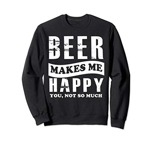 Brewers Sweatshirt Beer Sweater Craft Best Vintage Men Women -