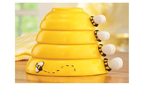 Bumble Bee Kitchen Measuring Cups   Set Of 4