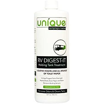 Unique RV Digest-IT Holding Tank Treatment - 32 oz. Liquid -
