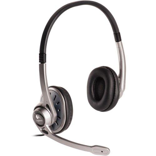 Logitech Stereo USB Headset 250 (Stereo Logitech Headset Usb)