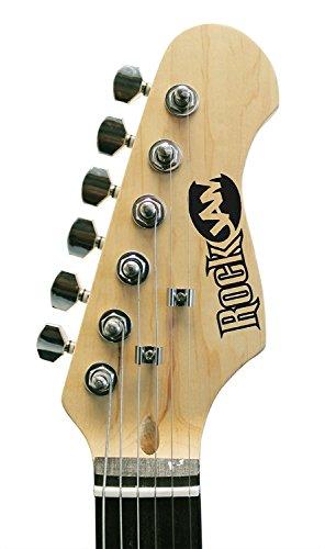 RockJam RJEG02-SK-BB Electric Guitar Starter Kit (Blue Burst)