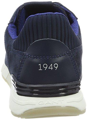 Andrew Baskets Bleu Gant marine Hommes Les 4zxO66