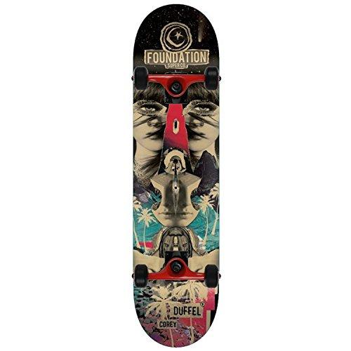 Foundation Skateboard Complete Duffel Nuclear 8.375