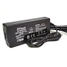 EPtech 12V 6.6A-7A AC Adapter For Drobo 4-Bay Firewire 800 Storage Charger Power Supply Cord